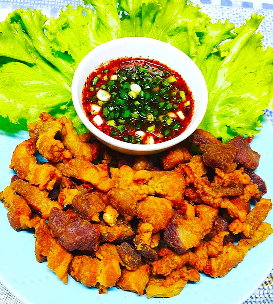 The Hirshon Thai Spicy Dipping Sauce For Grilled Meat – น้ำจิ้มแจ่ว