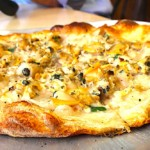 The Hirshon New Haven-Style White Clam Pizza