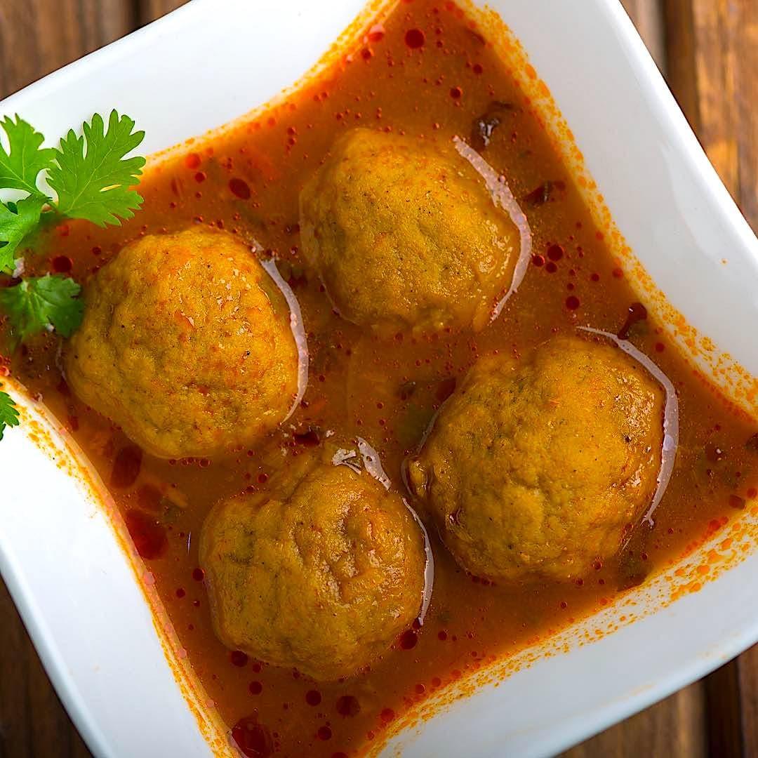 The Hirshon Bahraini Spicy Stuffed Shrimp Balls - جباب الربيان