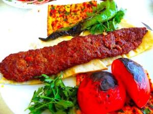 The Hirshon Turkish Adana Ground Lamb Kebabs