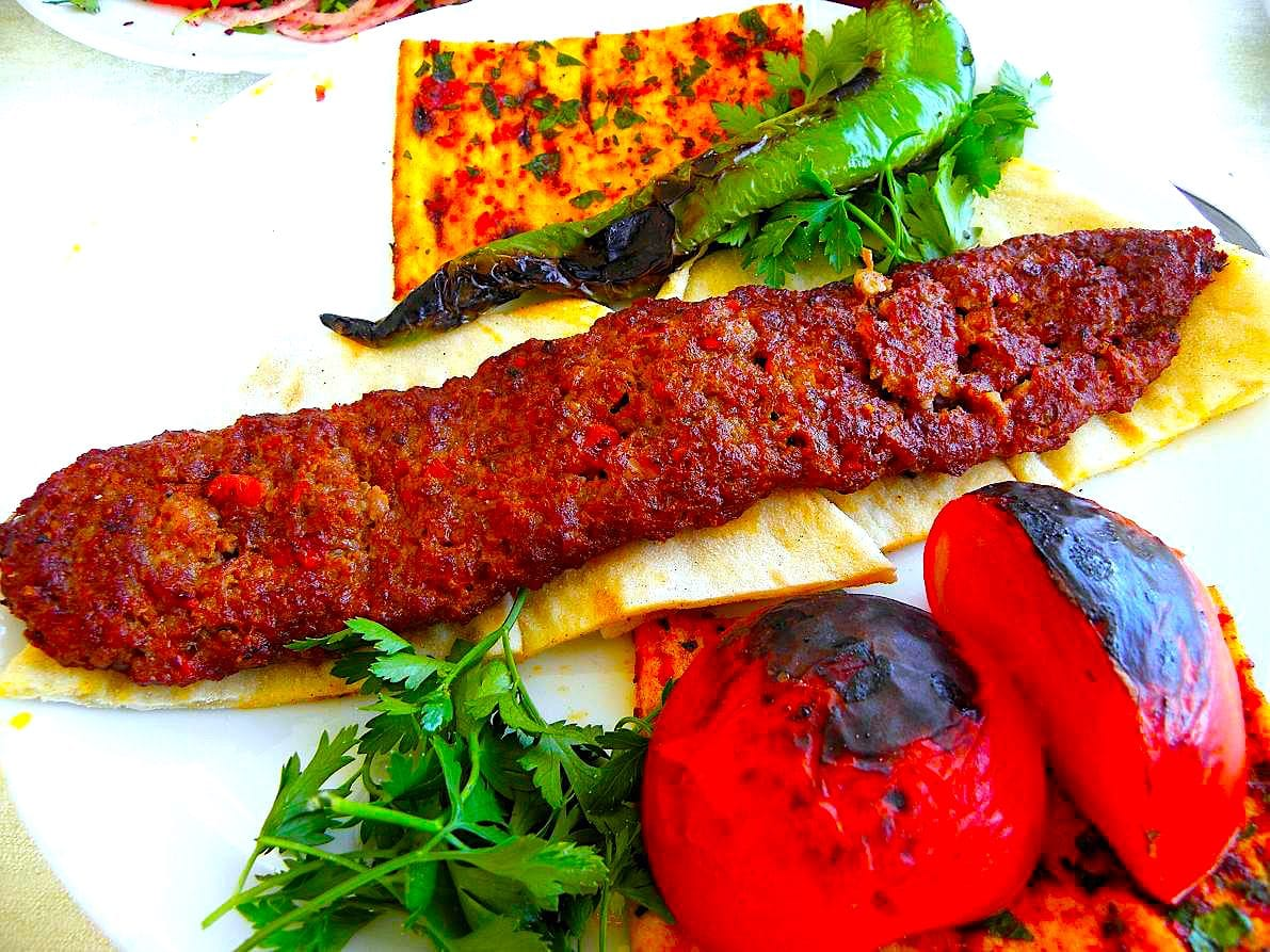 The Hirshon Turkish Adana Ground Lamb Kebabs