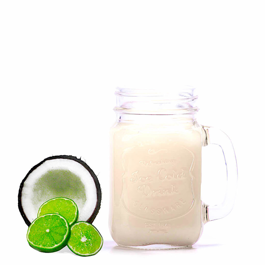 The Hirshon Colombian Emerald Cooler - Limonada de Coco