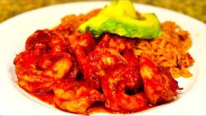 The Hirshon Mexican Deviled Shrimp with Chipotle and Achiote Paste – Camarones a la Diabla con Recado Rojo