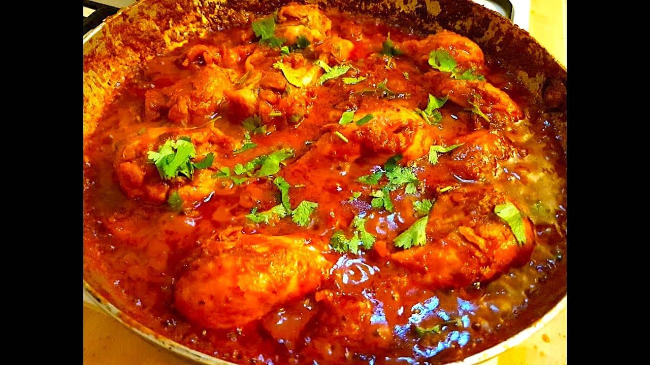 The Hirshon British Indian Restaurant Madras Curry