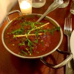 The Hirshon British Indian Restaurant Phall Curry of Spontaneous Combustion