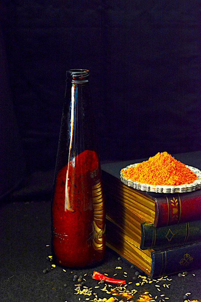 The Hirshon East Indian 40 Ingredient 'Bottle Masala' – शीशा मसाला