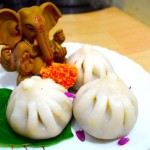 The Hirshon Indian Steamed Modak Sweets - उकडीचे मोदक