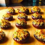 The Hirshon Sausage-Stuffed Mushroom Appetizer