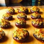 The Hirshon Sausage-Stuffed Mushroom Appetizer