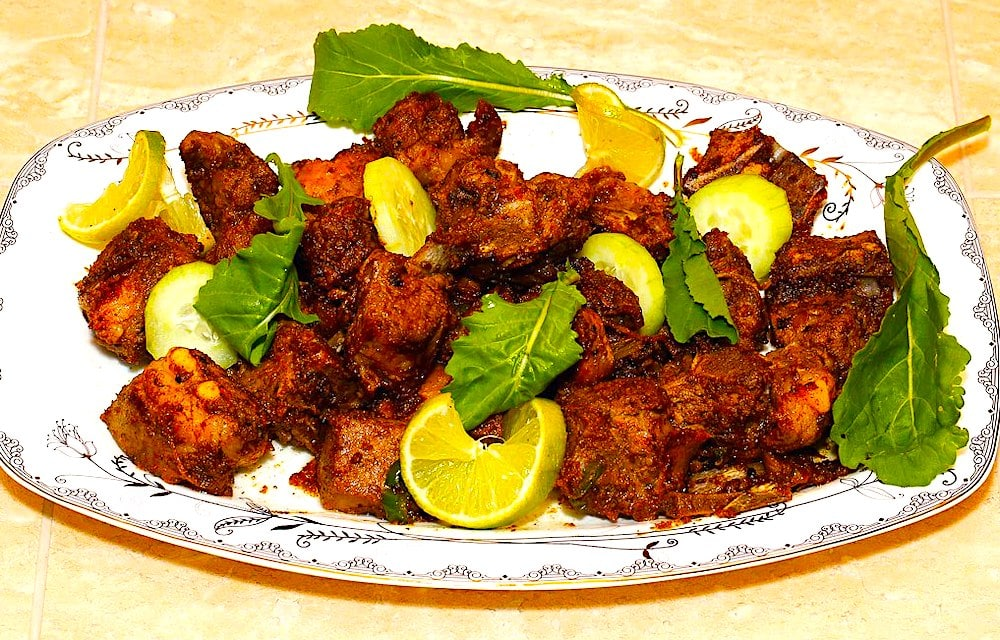 The Hirshon South Sudanese Fried Lamb With Spices – Shaiyah