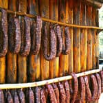 The Hirshon Bulgarian Sudzhuk Sausages - Горнооряховски Cуджук