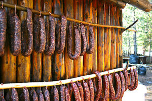 The Hirshon Bulgarian Sudzhuk Sausages – Горнооряховски Cуджук