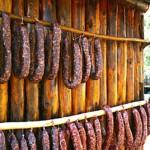 The Hirshon Bulgarian Sudzhuk Sausages - Горнооряховски Cуджук