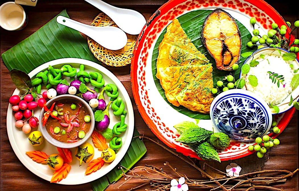 The Hirshon Thai Nam Phrik Kapi Dipping Sauce - น้ำพริกกะปิ