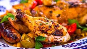 The Hirshon Italian-American Chicken Scarpariello