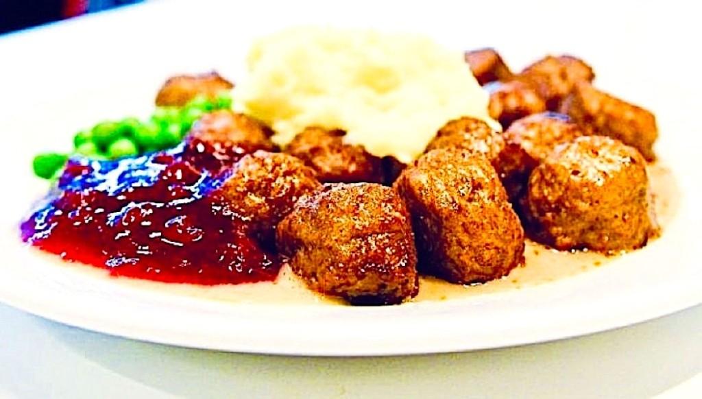 The Hirshon Finnish Meatballs - Lihapyorykoita