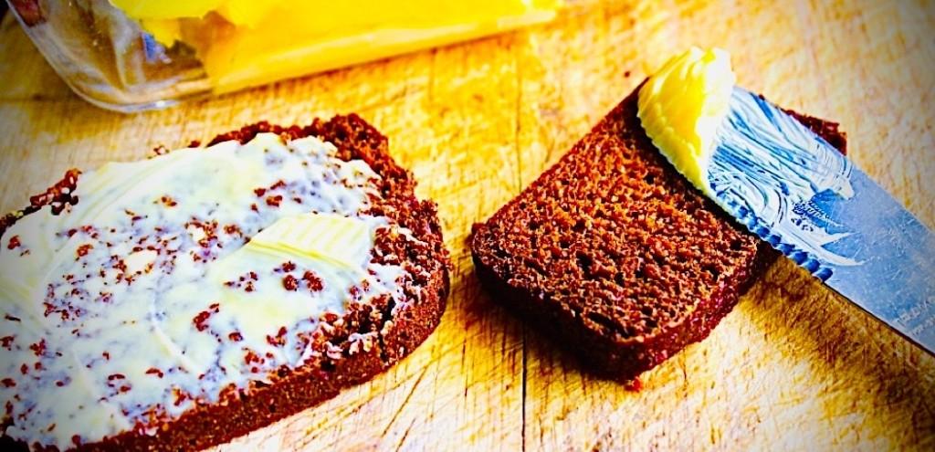 The Hirshon Icelandic Steamed Dark Rye 'Thunder Bread' - Dökkt Rúgbrauð