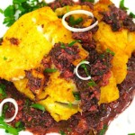 The Hirshon Medieval Egyptian Fried Fish with Sumac Sauce - سمك محشي