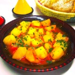 The Hirshon Western Algerian Spicy Potato Stew - شطيطحة بطاطا