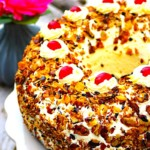 The Hirshon German Crown Cake - Frankfurter Kranz