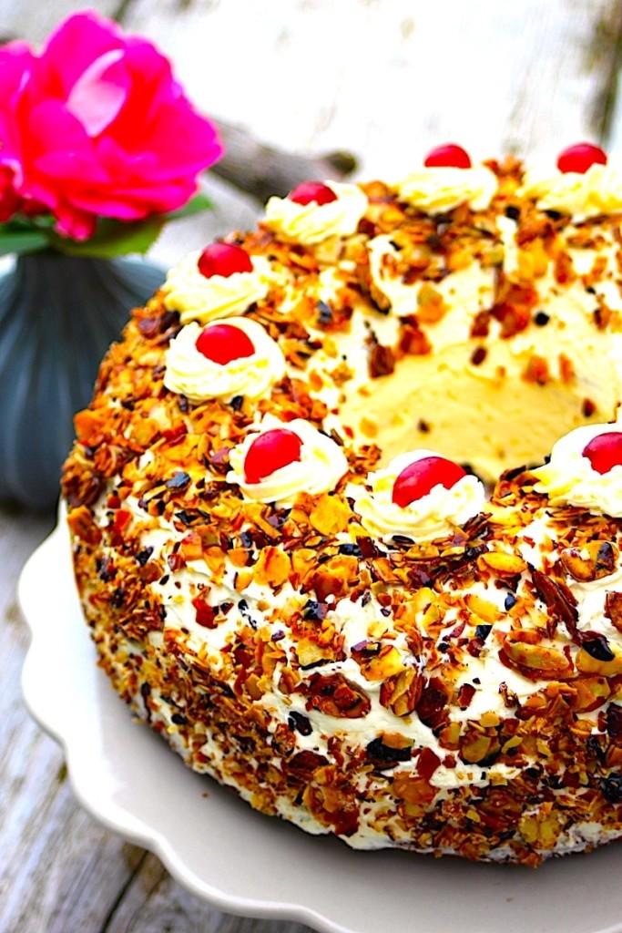 The Hirshon German Crown Cake - Frankfurter Kranz