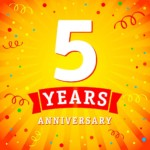 The 5 Year Anniversary of TFD - A Reflection Back And A Look Ahead!