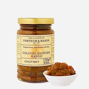 The Hirshon Anglo-Indian Colonel Skinner's Spicy Mango Chutney