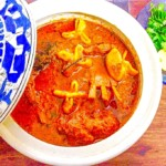 The Hirshon Indian Akhti Mughal Lamb Stew - آختی