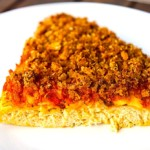The Hirshon Sicilian Palermo New Year's Pizza - Sfincione
