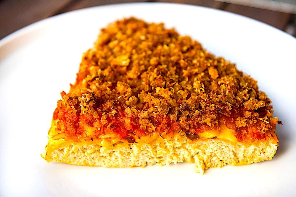 The Hirshon Sicilian Palermo New Year's Pizza – Sfincione