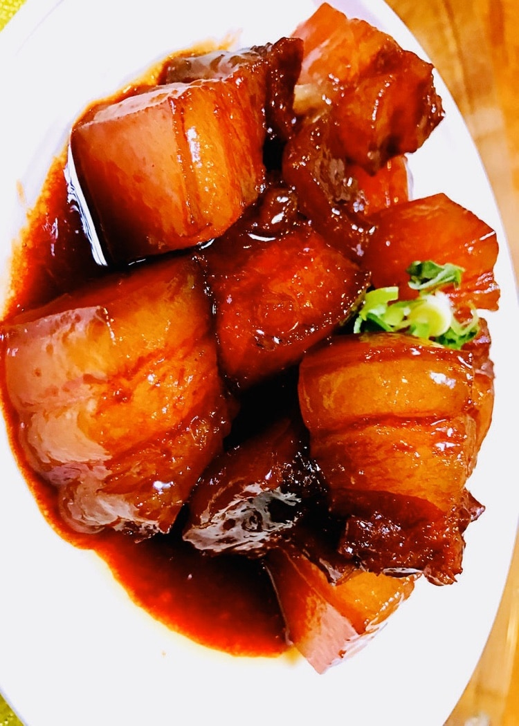 The Hirshon Chairman Mao Hunan Red Braised Pork Belly - 毛氏紅燒肉