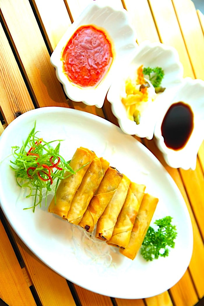 The Hirshon Chinese New Year Spring Rolls With Dipping Sauces – 春卷