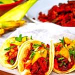 The Hirshon Mexican Tacos al Pastor