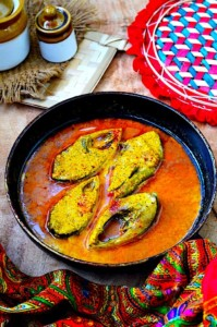 The Hirshon Indian Bengali Hilsa Fish In Mustard Sauce – সর্ষে ইলিশ