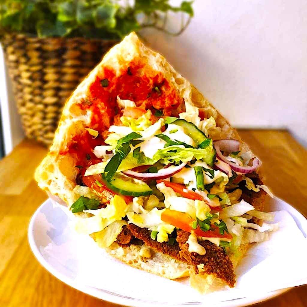 The Hirshon Berlin-Style Döner Kebab Sandwich