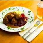 The Hirshon Finnish Meatballs in 'Cut Cognac' Sauce – Lihapullat Jallukastikkeessa
