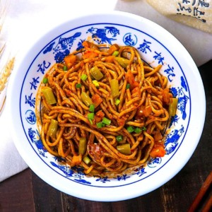 The Hirshon Chinese Wuhan Hot Dry Noodles – 热干面