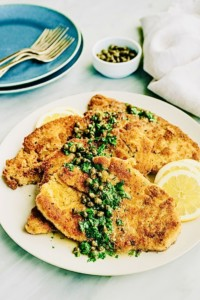 The Hirshon Italian-American Ultimate Chicken Piccata