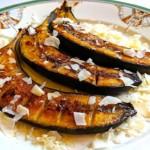 The Hirshon Equatorial Guinea Baked Banana Coconut Dessert - Akwadu