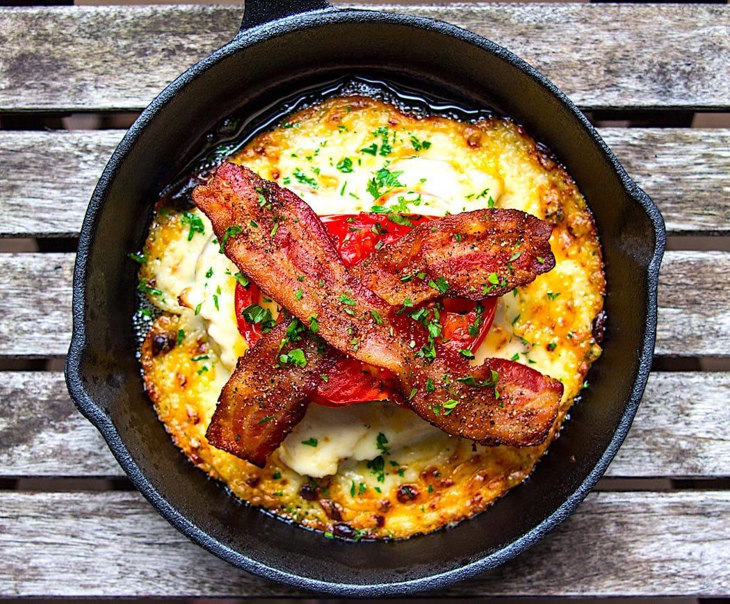 The Hirshon Kentucky Hot (Umber) Brown Sandwich