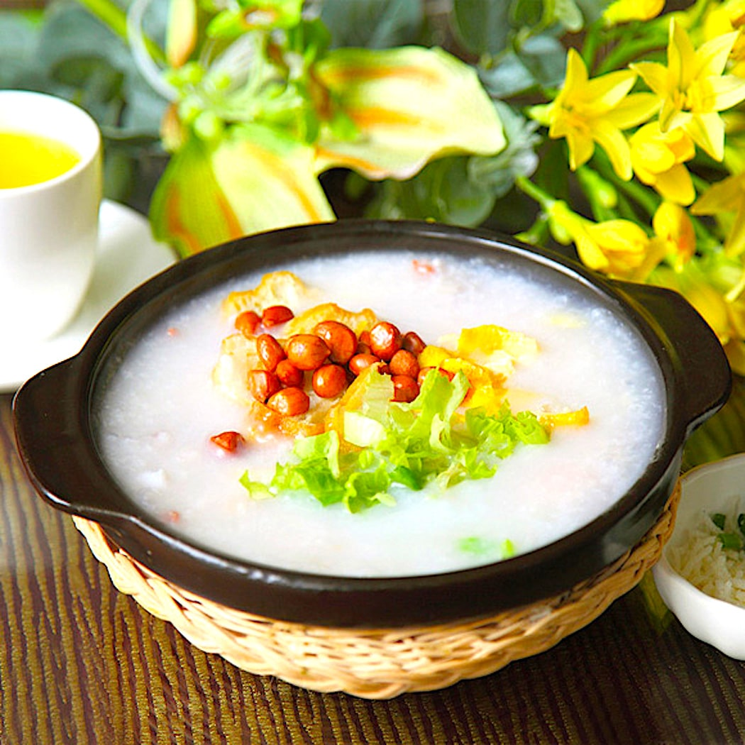 The Hirshon Ridiculously Easy Jook, COVID-19 Edition - 粥
