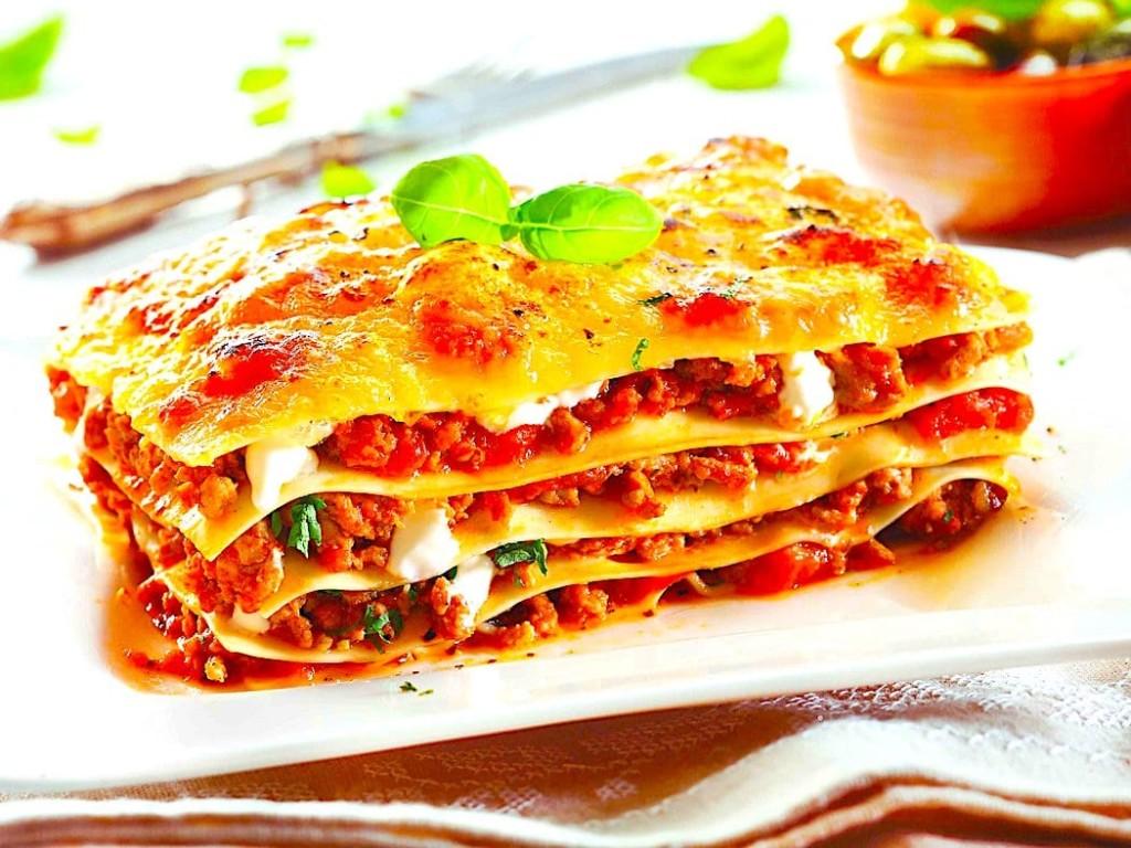 The Hirshon Venezuelan Lasagna - Pasticho Venezolano