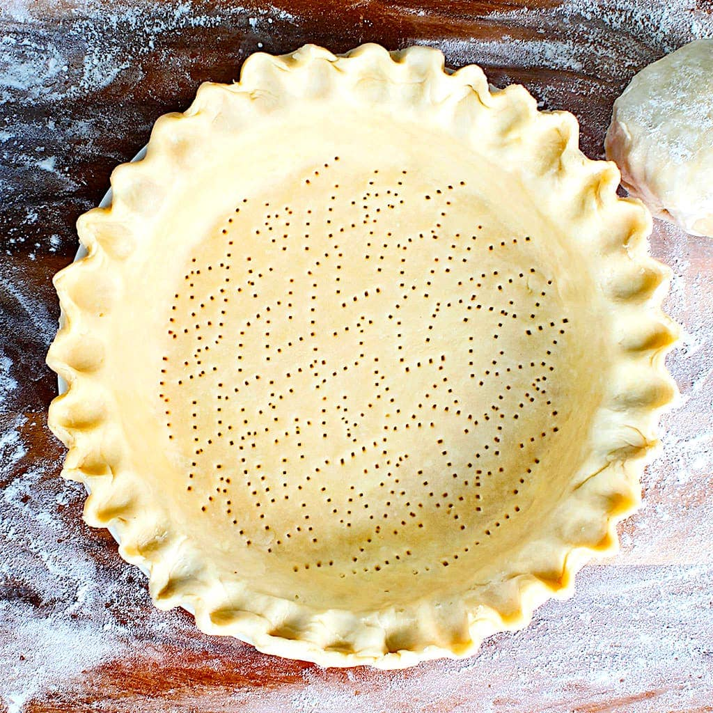 The Hirshon VaVaVoom Ultimate Malted Pie Crust