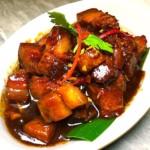 The Hirshon Malaysian Peranakan Tamarind Pork - Babi Assam