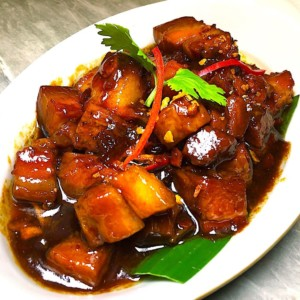 The Hirshon Malaysian Peranakan Tamarind Pork – Babi Assam