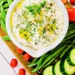 The Hirshon 'Social Distancing' Roasted Garlic Dip