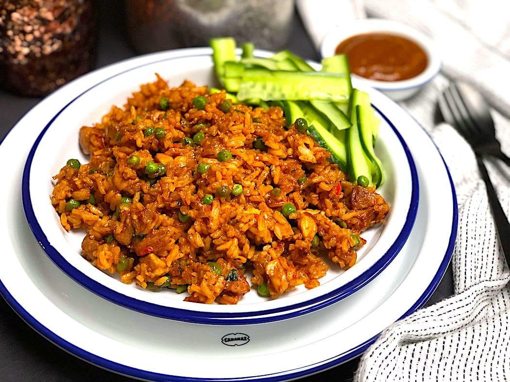 The Hirshon Surinamese Fried Rice - Nasi Goreng