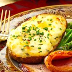 The Hirshon 'Great Caesar's Ghost' Twice Baked Potatoes