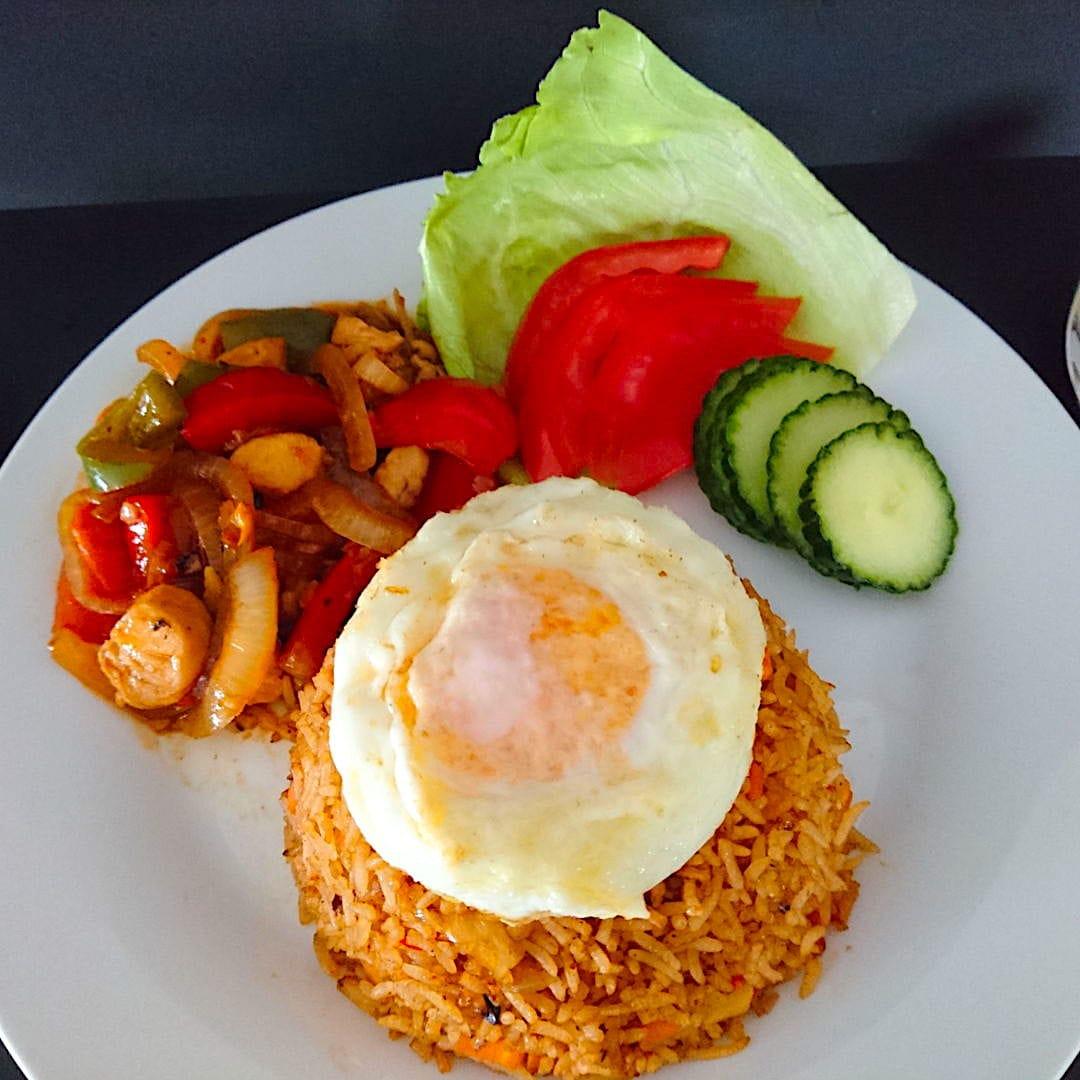 The Hirshon Malaysian Fried Rice - Nasi Goreng USA