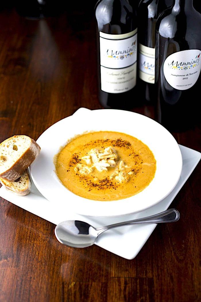 The Hirshon Charleston She-Crab Soup